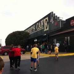 Photo taken at Lambert's Cafe by Samuel T. on 10/13/2012