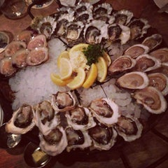 Photo taken at Rodney's Oyster House by Erin P. on 1/22/2013