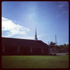 Photo taken at Normandy Park Baptist by Brenda on 4/9/2013