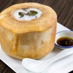 Photo taken at Hakkasan Contemporary Chinese Cuisine by ChineseBites.com on 12/12/2014
