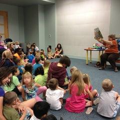 Photo taken at Topeka & Shawnee County Public Library by Glenn B. on 6/6/2013
