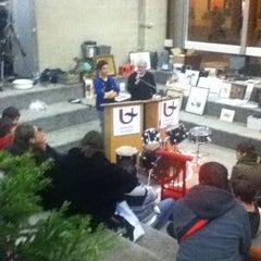 Photo taken at Agora by Anton E. on 12/20/2012