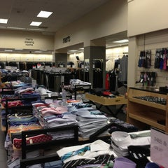 Photo taken at Nordstrom Rack The Shops at State and Washington by Mazen on 5/21/2013