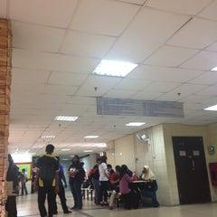 Photo taken at Fakulti Kejuruteraan dan Alam Bina UKM by ohh y. on 5/14/2015