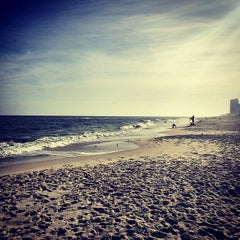 Photo taken at The Beach by Clayton T. on 4/13/2014
