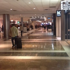 Photo taken at Concourse B by Ryan S. on 3/26/2013