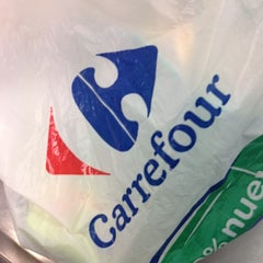 Photo taken at Carrefour by Martin O. on 11/11/2012