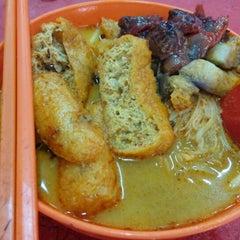 Photo taken at Pasar Jalan Klang Lama by Lilian H. on 8/16/2014