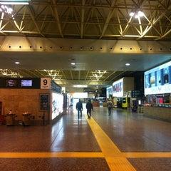 """Photo taken at Aeroporto di Milano Malpensa """"Città di Milano"""" (MXP) by Anan on 2/23/2013"""