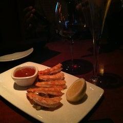 Photo taken at Fleming's Prime Steakhouse & Wine Bar by Sondi H. on 10/5/2012