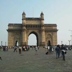 Photo taken at Gateway of India by Sriram R B. on 10/10/2012