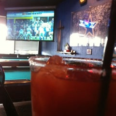 Photo taken at Sharky's Bar & Grill by Rosie S. on 11/18/2012