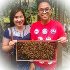 Photo taken at Bohol Bee Farm by Pauline Tanya G. on 7/4/2015