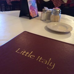 Photo taken at Little Italy by Joe R. on 6/27/2014