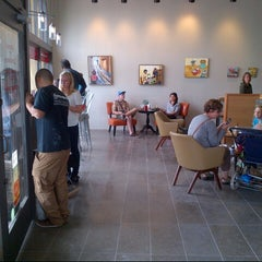 Photo taken at Portfolio Coffeehouse by Erdal A. on 7/30/2013