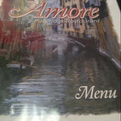 Photo taken at Amore Pizzeria by MzDMFree on 5/12/2013
