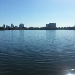 Photo taken at Gaston Edwards Park by Tonya S. on 2/19/2014
