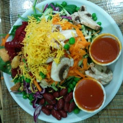 Photo taken at Souplantation by Johnny R. on 9/27/2015