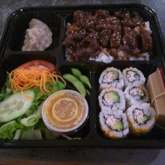 Photo taken at Yummy Sushi by Espie H. on 10/25/2012