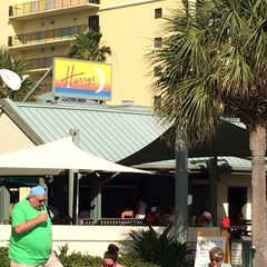 Photo taken at Harry's Beach Bar by Marty L. on 5/10/2014