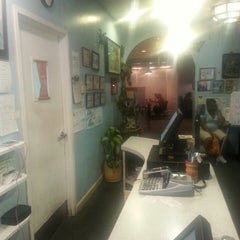Photo taken at Hong Kong Café by Tamaria L. on 6/18/2014
