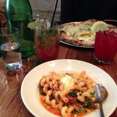 Photo taken at Barbuzzo Mediterranean Kitchen & Bar by Percilla on 5/14/2013