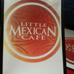 Photo taken at Little Mexican Cafe by Gibson O. on 4/6/2013