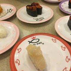 Photo taken at Sushi King by Margareth V. on 2/17/2015