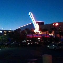 Photo taken at Hard Rock Hotel & Casino VIP Lounge by Elena🎾 B. on 9/17/2012