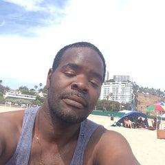 Photo taken at Beach Life Guard Post 18 by Dane B. on 6/21/2014