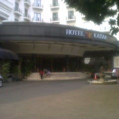 Photo taken at Hotel Kaisar by Imron R. on 6/24/2013