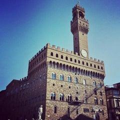 Photo taken at Palazzo Vecchio by Alejandro Q. on 10/23/2012