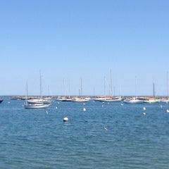 Photo taken at Vineyard Haven Harbor by Bispo Paulo T. on 4/27/2013