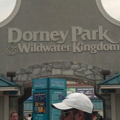 Photo taken at Dorney Park & Wildwater Kingdom by Luis S. on 7/9/2013