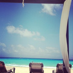 Photo taken at Avalon Grand Cancún by Gaspar C. on 5/10/2013