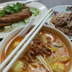 Photo taken at Nancy's Kitchen Nyonya Cuisine by King Y. on 7/29/2015