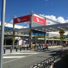 Photo taken at Brisbane Domestic Terminal by Артем С. on 2/23/2013