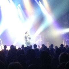 Photo taken at Le Bataclan by Sebastien on 10/4/2012