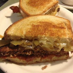 Photo taken at Frankie's Diner by Valerie M. on 1/17/2013