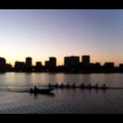 Photo taken at Lake Merritt by Words and Nosh on 10/2/2012