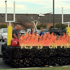 Photo taken at Florence Christian School by Renee W. on 10/5/2012
