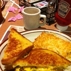 Photo taken at Denny's by Cindy M. on 12/10/2012