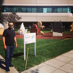 Photo taken at Googleplex - 44 by Orhan Oğuz Y. on 9/13/2014