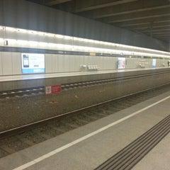 Photo taken at S Flughafen Wien / Vienna Airport by Alexander M. on 10/25/2012