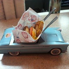 Photo taken at Cheeburger Cheeburger by Molly B. on 11/3/2012