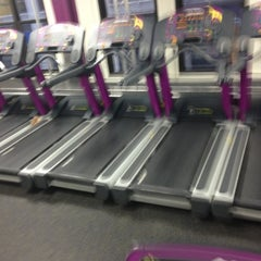 Photo taken at Planet Fitness by Anthony T. on 10/8/2012