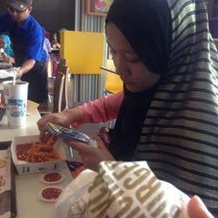Photo taken at McDonald's Kok Lanas Drive Thru by azreena a. on 8/26/2015