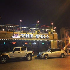 Photo taken at The Well Bar Grill & Rooftop by David C. on 6/29/2013