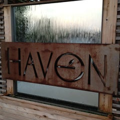 Photo taken at Haven by Jason A. on 4/17/2012