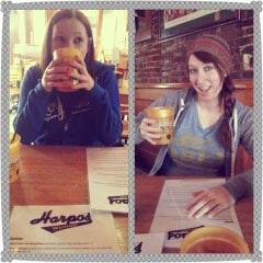 Photo taken at Harpo's by Chelsi H. on 2/17/2013